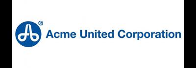 Acme United Corporation.