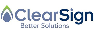ClearSign Technologies Corp